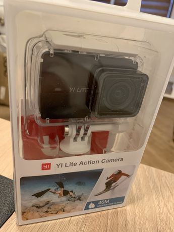 Xiaomi Yi Lite Action Camera Waterproof Case Kit 4K 15fps NOU