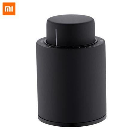 Xiaomi вакуум тапа за вино с помпа и дата вакум капачка