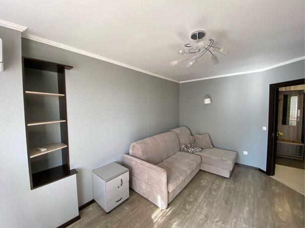 Сдам 1-комнатную квартиру на 12 мкр, без риэлторов и посредников