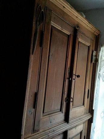 Ретро , старинен гардероб