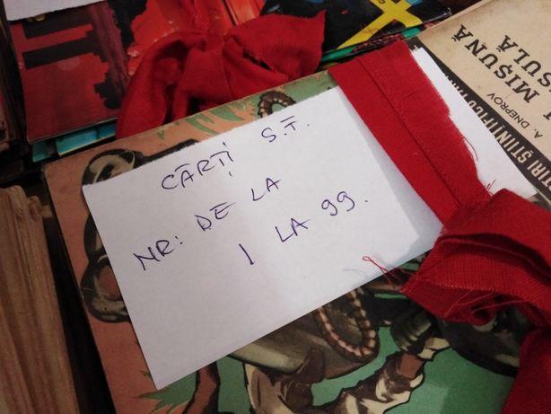Colectia Povestiri Stiintifico Fantastice-Anticipatia (CPSF),