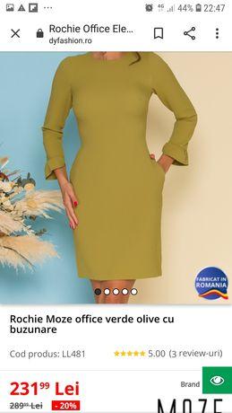 Rochie office  Moze