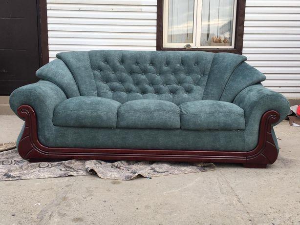 Реставрация мягкой мебели!