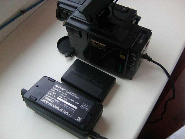 video camera sharp vl c73