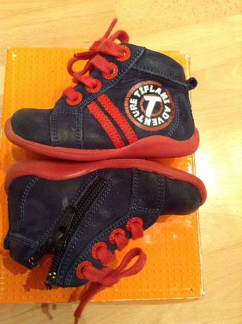 ботинки демисезонные Tiflani
