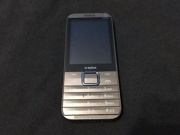 Telefon seniori 3G, NOU, cu taste, E-Boda T310, Dual sim, RDS, DIGI