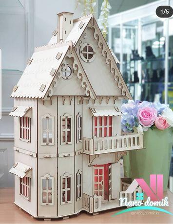 Кукольный домик Полли 76см