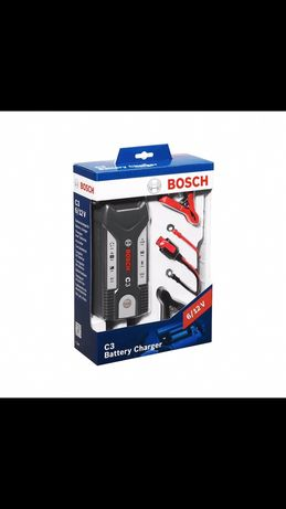 Чисто ново зарядно за акумулатор Bosch C3 с 2 години гаранция
