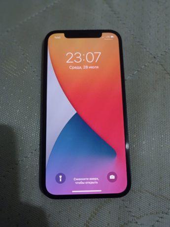 Айфон 12.  128гб черный