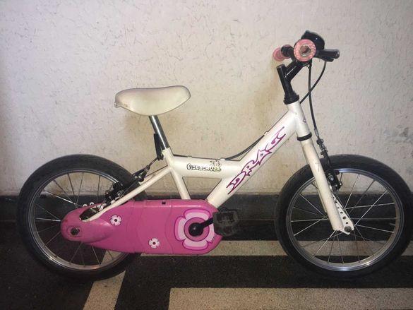 Детско колело за момиче 110-115  cm