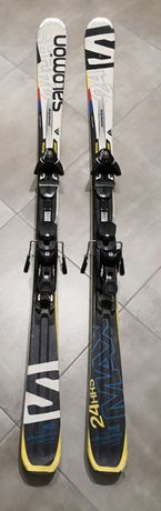 Salomon 24 X Hour MAX Powerline 162 cm