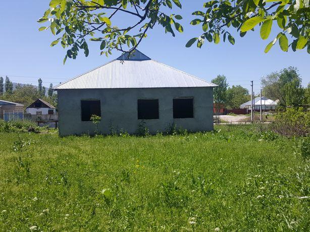 Продается недостроенный дом в с.Тюлькубас по ул Махамбет,Тюлькубас 2