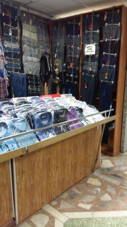 Бутик в магазине «Дархан» на центральном рынке