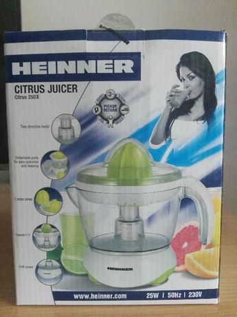 Storcator de citrice HEINNER 25W