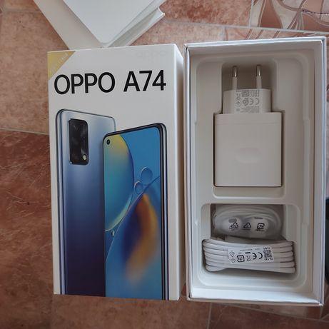 Новый телефон oppo A74