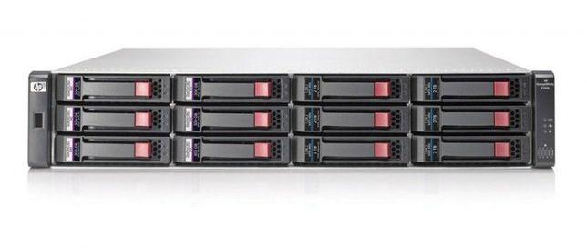 СХД HP P2000 G3 / 3,6Тб / AP845A+AP836A / Год Гарантии