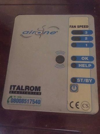 Airone electric, Italrom,  cu telecomandă