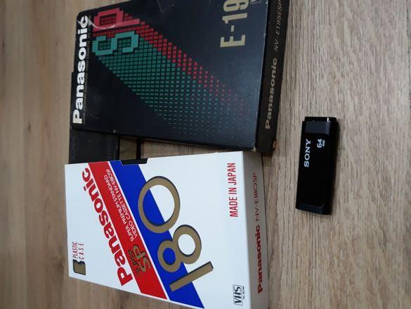 Прехвърляне на видеокасетки (VHS) на флашка.  Видео,конвертиране,