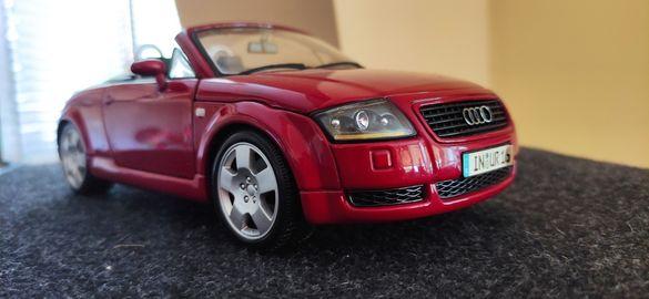 Audi TT 1:18 част от колекция