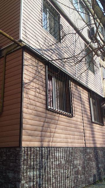обшивка балкона қаптау сайдинг суағар крыша монтаж установка