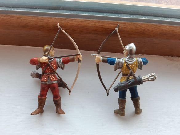 Колекционерски фигурки - стрелци - Средновековие