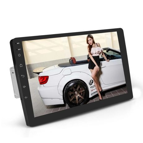 "Casetofon 9"" Dvd Auto 1Din Navigatie Logan Duster Sandero -MirrorLink."