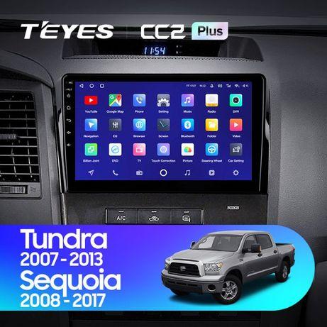 Автомагнитола Toyota Tundra/Seqoia/Sienna/Alphard/Hilux Teyes Алматы