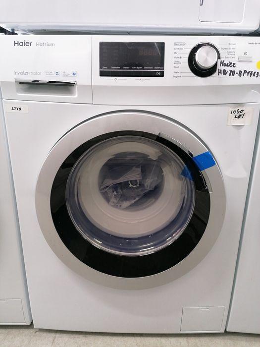 Mașina de spălat Haier import Germania produs Nou cu Garanție 8 kg