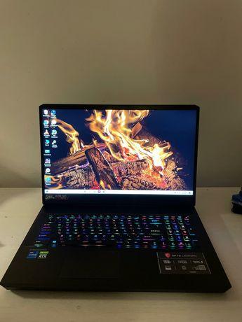 "Laptop MSI GP76 Leopard 11UG 17.3"" FHD RTX 3070 140W i7-11800H"