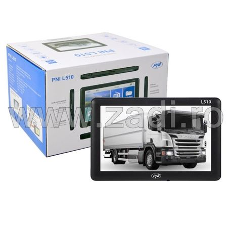 Gps camioane-si-autoturisme-cu harti full europa-soft camion
