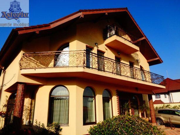 Vila de lux P+E+M,2012,Trivale,355 mp,750 mp teren, utilitati