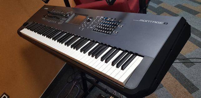 Yamaha Montage 8. Реальная цена в тексте объявления.