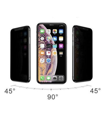 Folie Sticla iPhone 11Pro, 11 Pro Max, 11,Privacy,5D,9H Montaj Gratuit