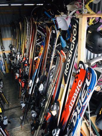 Schiuri skiuri schi ski clapari diferite mărimi și modele