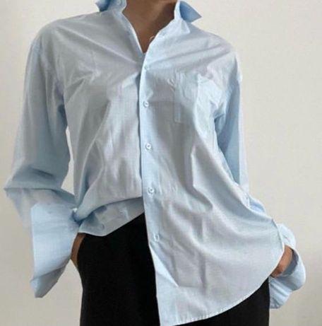 Женская рубашка размер M-L