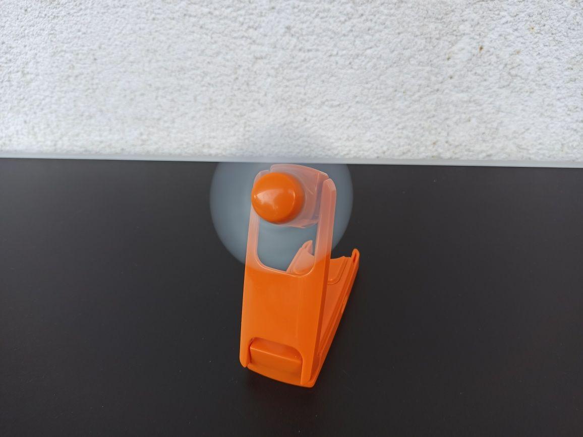 Mini ventilator portabil extensibil de mana birou fan