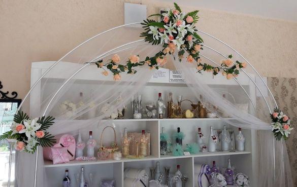 Продавам сватбена арка за изнесени ритуали и тържества
