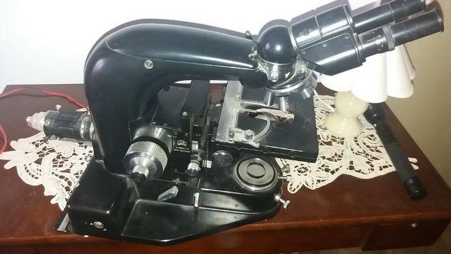 vand microscop optic binocular