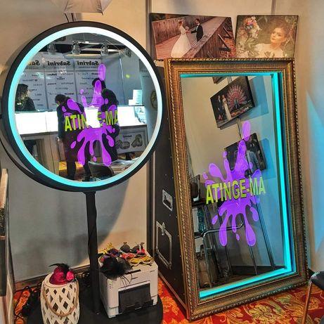 Inchiriem cabina foto oglinda la evenimente - Zulu Photobooth