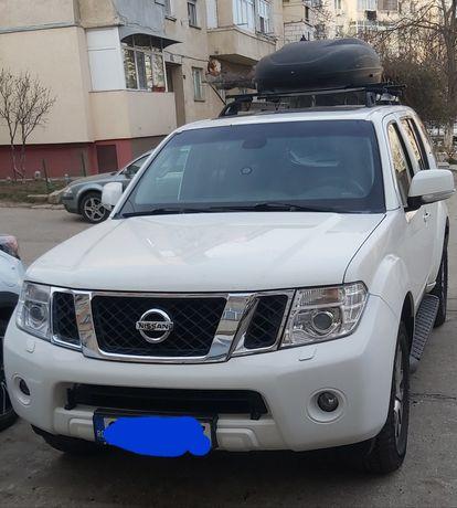 Nissan Pathfinder III Facelift 2,5 D, 190 cp, cuplu 450N/m, an 2011/06