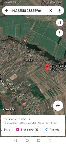 Vând teren Preajba, Dolj