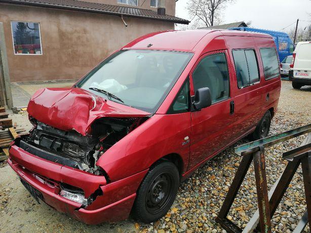 Dezmembrez Fiat Scudo 2002 2.0hdi cod RHW 16V Euro 3