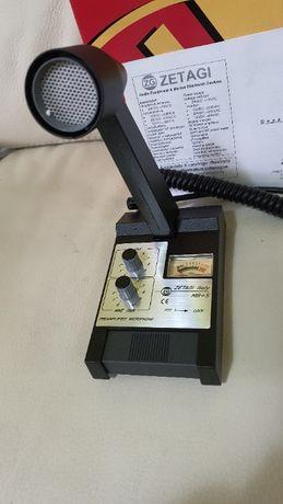 Microfon de masa ZETAGI MB+5 pentru statie radio CB