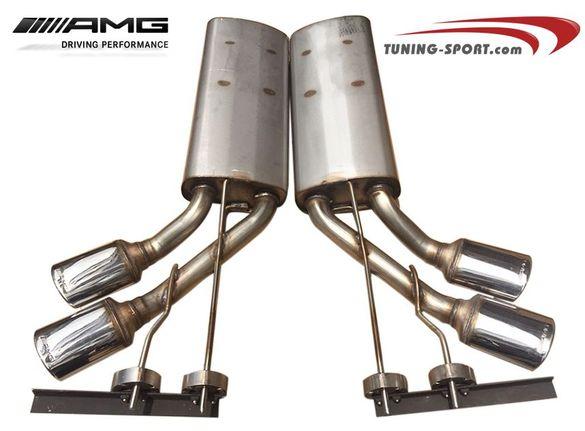 Гърнета комплект G63 G55 G500 AMG за Mercedes G-class W463