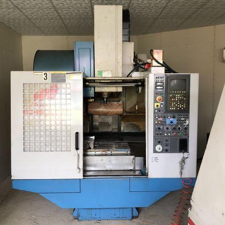 Обработващ център Matsuura MC 600 VF