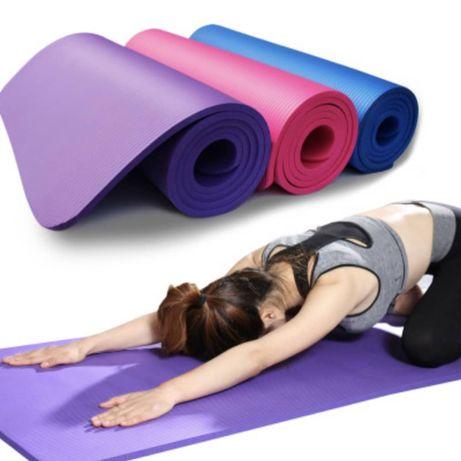Коврик для йоги или фитнеса