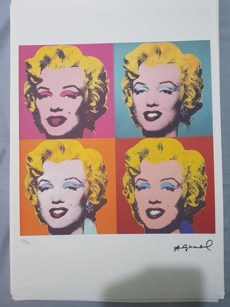 Litografie Andy Warhol