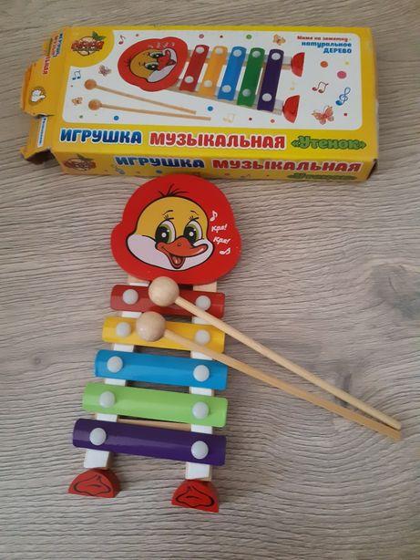 Детская деревянная игрушка
