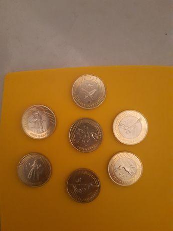 Монета 7 қазына состоянии хорошый удобный красивый класный өте жақсы
