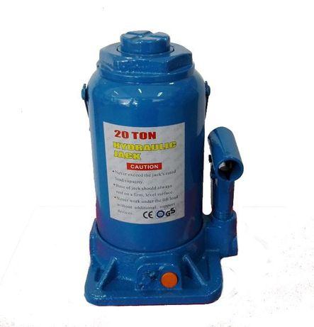 20 т Крик хидравличен бутилков с предпазен клапан